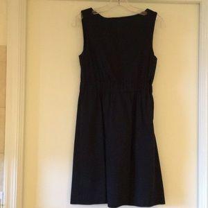 Theory Basic Black Dress Size 2